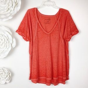 Free People | We The Free Fallin Burnout Tee